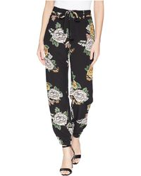 Bishop + Young - Enchanted Garden Pants (enchanted Garden) Women's Casual Pants - Lyst