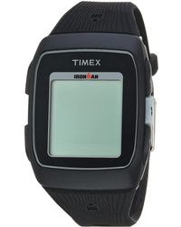 Timex - Ironman Gps Silicone Strap - Lyst
