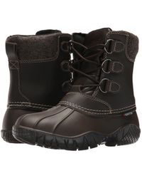 Baffin - Superior (black/red) Women's Boots - Lyst