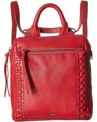 The Sak - Loyola Convertible Mini Backpack (neutral Block) Backpack Bags - Lyst