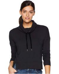 UGG - Miya Funnel Neck Top (black) Women's Clothing - Lyst