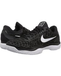 Nike - Zoom Cage 3 Hc (atmosphere Grey/photo Blue/gridiron) Men's Tennis Shoes - Lyst