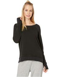 Pj Salvage - Silky Lounge Sweater (merlot) Women's Sweater - Lyst