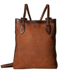 STS Ranchwear - The Baroness Convertible Backpack/shoulder Bag - Lyst