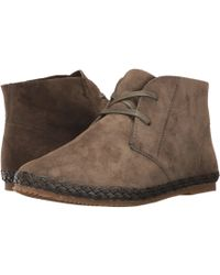 Aetrex - Addison (brown) Women's Lace-up Boots - Lyst