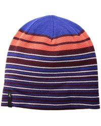 5aa36100d6d Lyst - Arc teryx Rolling Word Hat (black anvil Grey) Beanies in ...