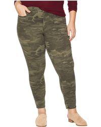 NYDJ - Plus Size Ami Skinny Ankle In Camo (camo) Women's Jeans - Lyst