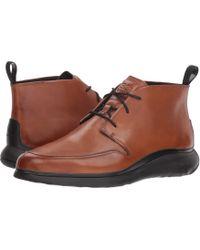 d543a2de7ee Lyst - Cole Haan Mens Liam Almond Toe Ankle Fashion Boots, British ...