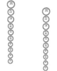 Swarovski - Creativity Pierced Earrings (white) Earring - Lyst
