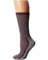 Smartwool - Hike Medium Crew (taupe) Women's Crew Cut Socks Shoes - Lyst
