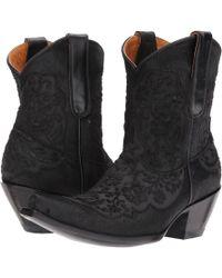 Old Gringo - Ls Migissi (black Hair) Cowboy Boots - Lyst
