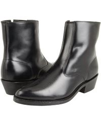 Laredo - Long Haul (black) Cowboy Boots - Lyst