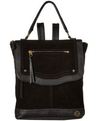 The Sak - Tahoe Backpack Collective (black Suede) Backpack Bags - Lyst