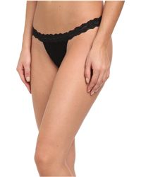 Hanky Panky - Signature Lace G-string (black) Women's Underwear - Lyst