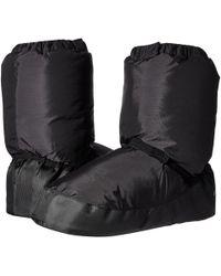 Bloch - Warm Up Bootie (purple) Women's Boots - Lyst