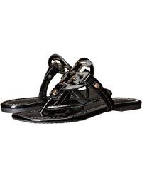Tory Burch - Miller Flip Flop Sandal (bleach) Women's Shoes - Lyst