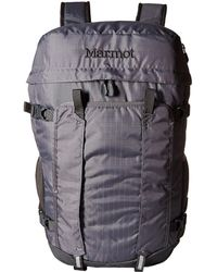 Marmot - Big Basin Daypack (cinder/slate Grey) Day Pack Bags - Lyst