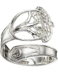 ALEX AND ANI - Spoon Ring - Lyst