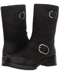 MICHAEL Michael Kors - Rosario Bootie (black Wild Sport Suede) Women's Boots - Lyst