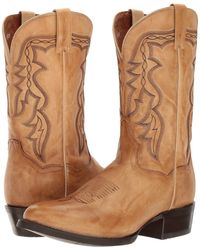 Dan Post - Noah (sand) Cowboy Boots - Lyst