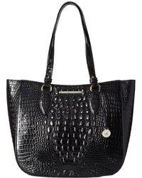 5359b0bc13ca Lyst - MICHAEL Michael Kors Lena Large Leather Hobo Bag in Metallic