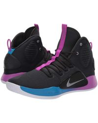 factory price 961af 298de Nike - Hyperdunk X (midnight Navy university Red white) Men s Basketball  Shoes