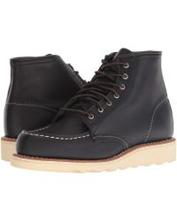 Red Wing - 6 Classic Moc (oro Legacy) Women's Lace-up Boots - Lyst