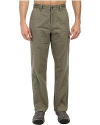 Mountain Khakis - Teton Twill Pant (sand) Men's Casual Pants - Lyst