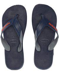 8d5b5a387 Havaianas - Dynamic Flip Flops (olive Green) Men s Sandals - Lyst