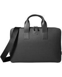 Lacoste - Chantaco Computer Bag (black) Computer Bags - Lyst