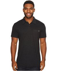 Billabong - Standard Issue Polo - Lyst