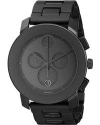Movado - Bold - 3600048 (tr90 Composite Material/stainless Steel) Watches - Lyst
