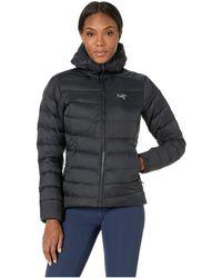 Arc'teryx - Thorium Ar Hoodie (black) Women's Sweatshirt - Lyst