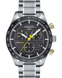 Tissot - Prs 516 Chronograph - T1004171105100 (silver/grey) Watches - Lyst