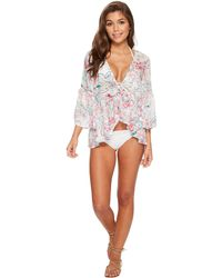 L*Space - Lilly Top Cover-up - Lyst