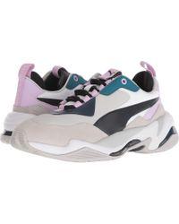 PUMA - Thunder Rive Droite (deep Lagoon/orchid Bloom) Women's Shoes - Lyst