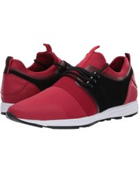 ed2c3cc195a BOSS - Hybrid Running Sneaker By Hugo (black 2) Men s Shoes - Lyst