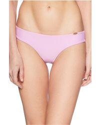 Luli Fama - Cosita Buena Wavey Brazilian Ruched Bottom (lavanda) Women's Swimwear - Lyst