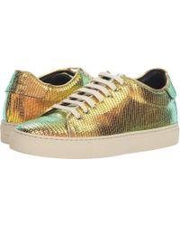 Paul Smith - Basso Lizard Print Sneaker (bronze) Women's Shoes - Lyst