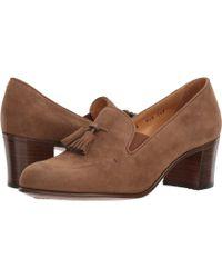 Gravati - Tasselled High Heel (brown) High Heels - Lyst