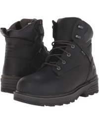 "Timberland - 6"" Resistor Composite Safety Toe Waterproof Boot - Lyst"