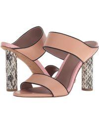 Diane von Furstenberg - Etta (pink Sand) Women's Shoes - Lyst