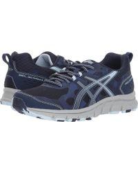 Asics - Gel-scram 4 (black/dark Grey) Women's Running Shoes - Lyst
