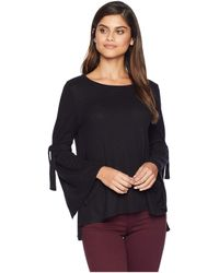 Jack BB Dakota - Hustle Flow Brushed Knit Top (black) Women's Clothing - Lyst