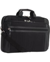 Kenneth Cole Reaction - R-tech - Urban Traveler 18.4 Computer Case (black) Computer Bags - Lyst
