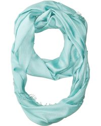 Toad&Co - Sarbani Infinity Scarf (aquifer) Scarves - Lyst