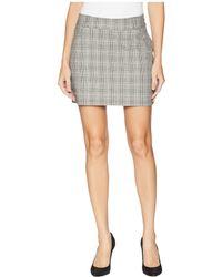 Jack BB Dakota - Everything Nice Glencheck Skirt (black) Women's Skirt - Lyst