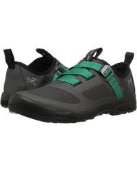 Arc'teryx - Arakys Approach Shoe (freezing Fog/dewdrop) Women's Shoes - Lyst