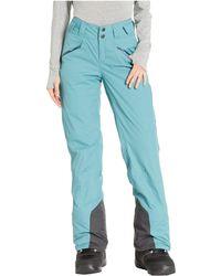 Mountain Hardwear - Link Insulated Pants (black) Women's Casual Pants - Lyst