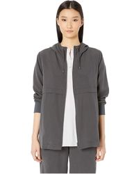 Eileen Fisher - Hooded Jacket - Lyst